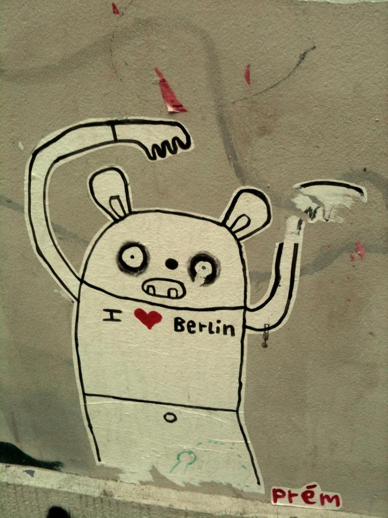 Graffiti Mönsterchen