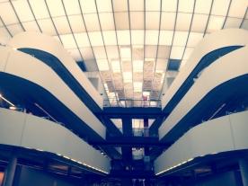 unsere universitätsbibliothek, als designvorlage: das gehirn