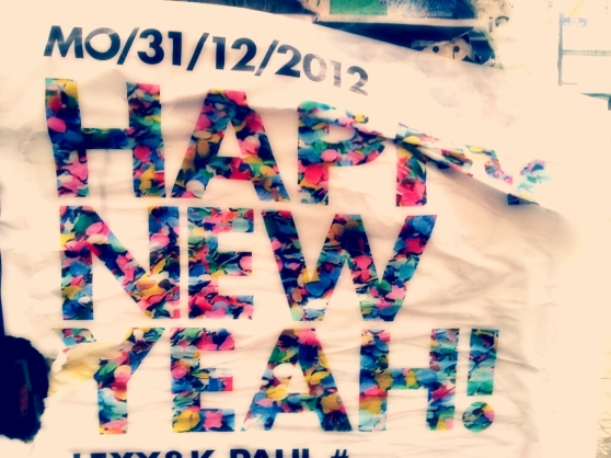 happy new yeah! to everyone :)