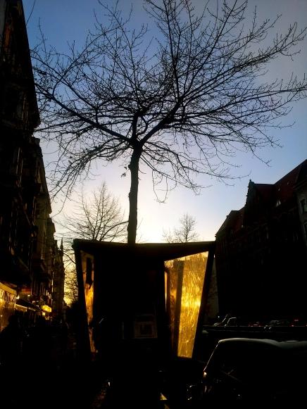 hauptstrasse, berlin.