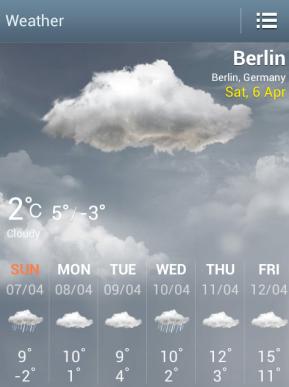 ach ach, berlin.