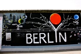 berlin. east side gallery.